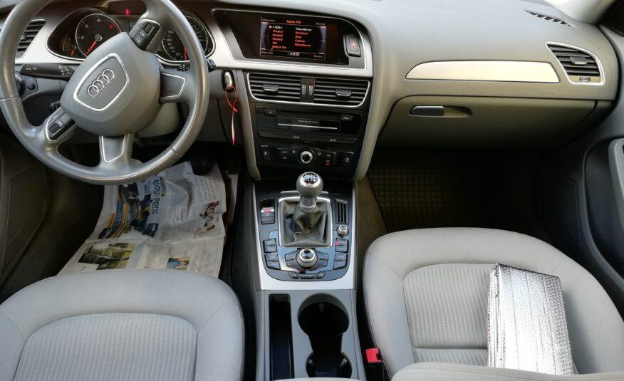 """AUDI A4 2.0Cc 136CV """"NAVI"""" – 2015"""