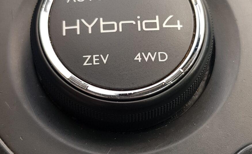 PEUGEOT 3008 HYBRID4 2.0 160cv/200cvH 2012