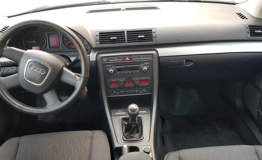 AUDI A4 2.0 140cv 2006