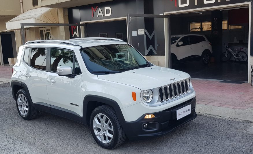 JEEP RENEGADE LIMITED 1.6 120cv 2017