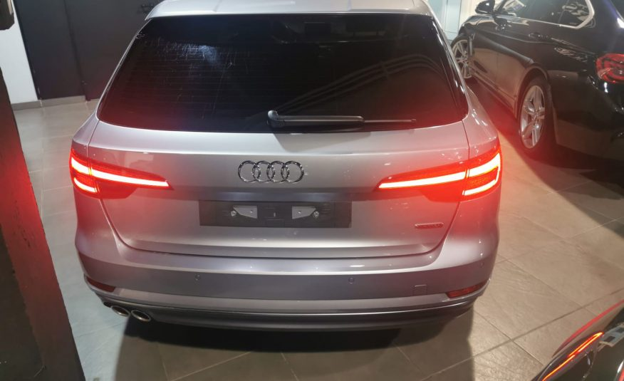 AUDI A4 QUATTRO SPORT IVA ESP 2.0 190cv 2018 TETTO